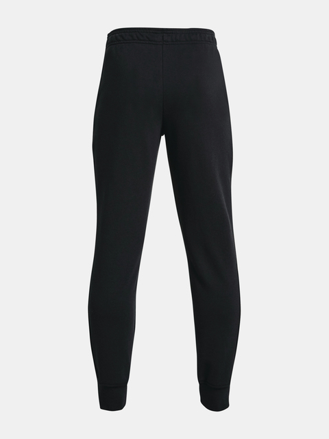 Tepláky Under Armour RIVAL TERRY PANTS-BLK