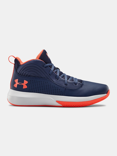 Topánky Under Armour Gs Lockdown 4