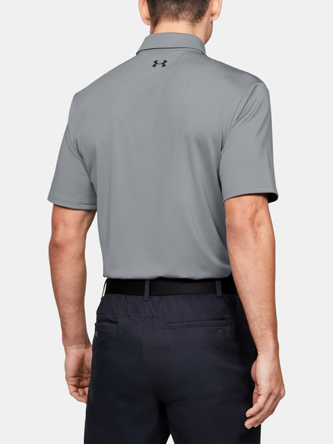 Tričko Under Armour UA Playoff Polo 2.0-GRY
