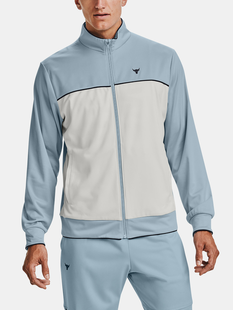 Mikina Under Armour PJT ROCK KNIT TRACK JKT-BLU