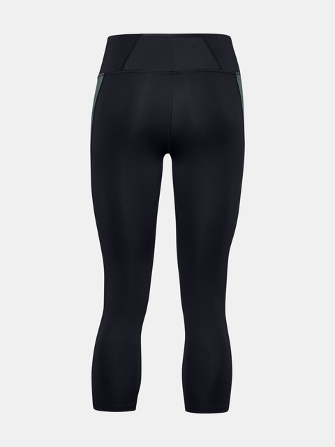 Legíny Under Armour UA Run Anywhere Crop-BLK