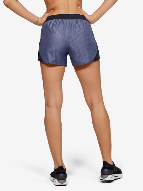 Kraťasy Under Armour W  Fly By 2.0 Cire Perforated Short-BL