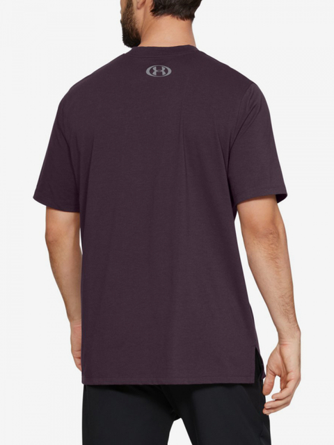 Tričko Under Armour Unstoppable 96 Tee-Ppl