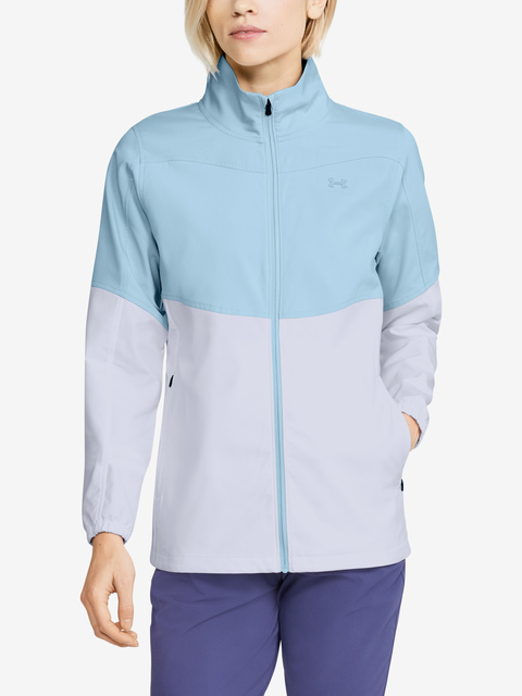Bunda Under Armour Windstrike Full Zip-RED