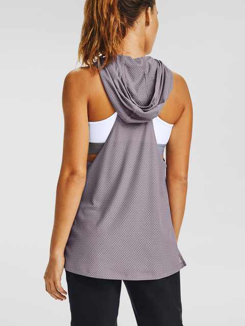 Mikina Under Armour Armour Sport Hooded Tank-PPL