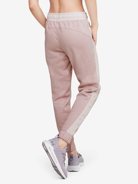 Tepláky Under Armour Recover Knit Pants-GRY