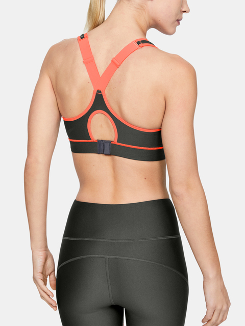 Podprsenka Under Armour Warp Knit High Impact Bra-GRY