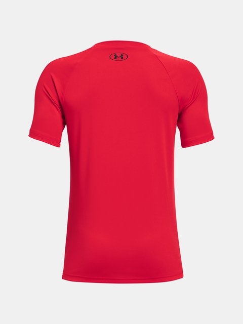 Tričko Under Armour UA Tech Big Logo SS-RED