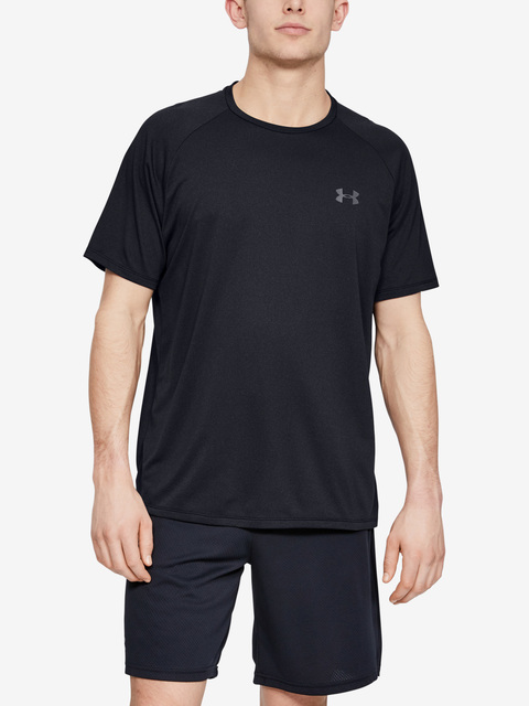 Tričko Under Armour SS Tee Novelty-BLK