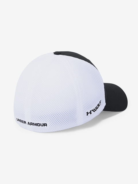 Šiltovka Under Armour Men's TB Classic Mesh Cap-BLK