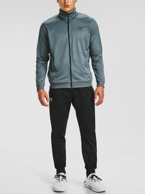 Mikina Under Armour SPORTSTYLE TRICOT JACKET-GRY