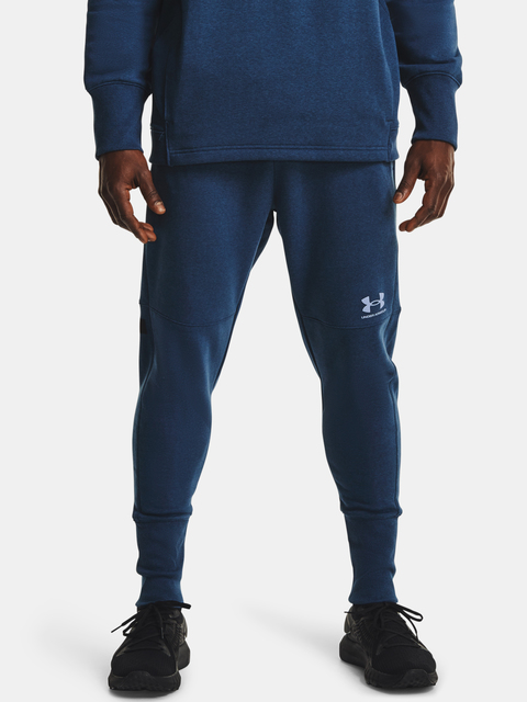 Tepláky Under Armour Accelerate Off-Pitch Jogger-BLU