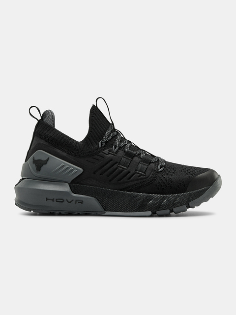Topánky Under Armour GS Project Rock 3-BLK