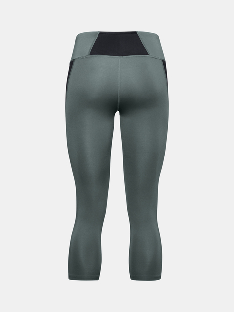 Legíny Under Armour UA Run Anywhere Crop-BLU