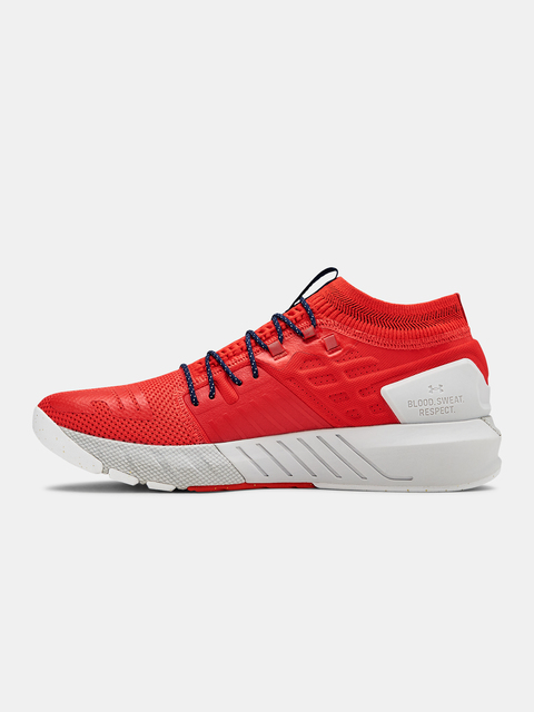 Topánky Under Armour Project Rock 2-RED