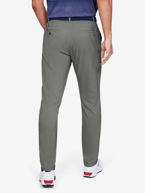 Nohavice Under Armour Showdown Taper Pant-GRN