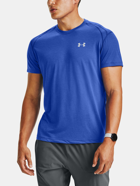 Tričko Under Armour STREAKER 2.0 SHORTSLEEVE-BLU