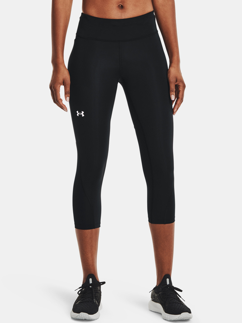 Legíny Under Armour UA Mileage Run Capri-BLK