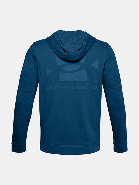 Mikina Under Armour UA Sportstyle Terry KO FZ-BLU