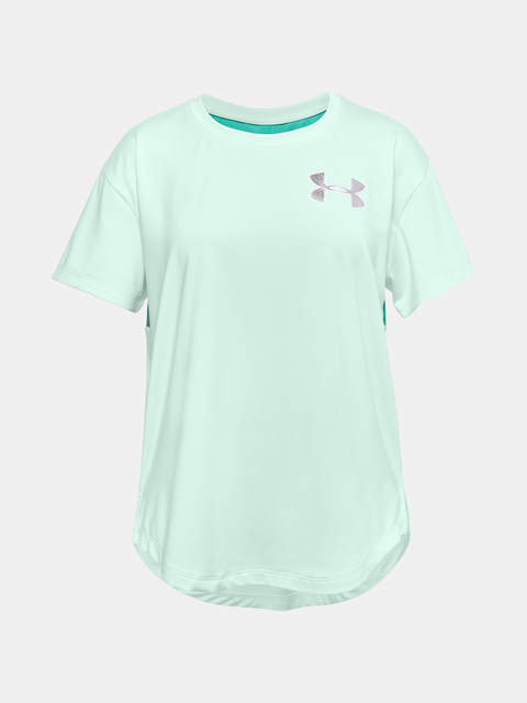 Tričko Under Armour Armour HG SS-BLU