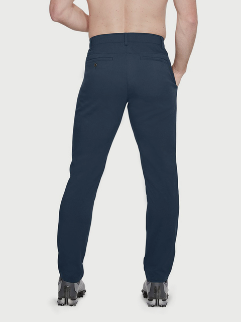 Kalhoty Under Armour Showdown Taper Pant-NVY