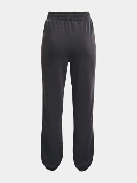 Tepláky Under Armour Rival Terry Taped Pant-BLK