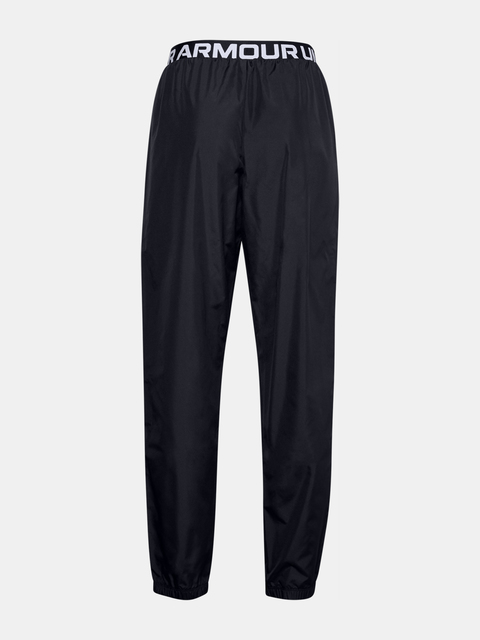 Tepláky Under Armour Woven Play Up Pants-BLK