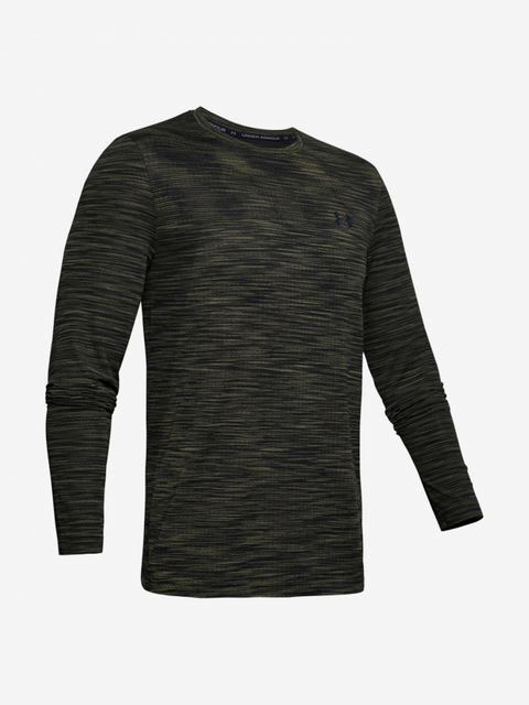 Tričko Under Armour Vanish Seamless Ls Nov 1-Grn