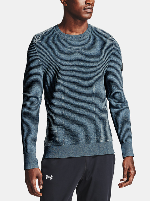 Mikina Under Armour IntelliKnit Phantom 2.0-BLU