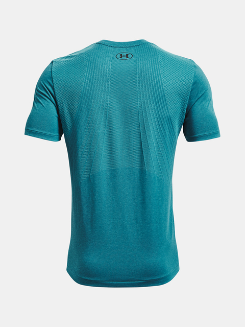 Tričko Under Armour UA Rush Seamless SS-BLU