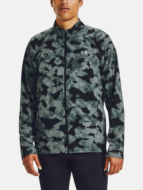 Bunda Under Armour Launch3.0 STORM Print Jkt