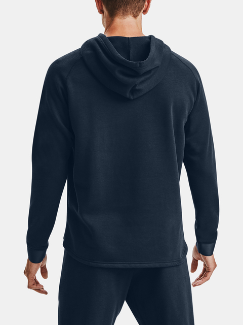 Mikina Under Armour Charged Cotton Fleece HD-NVY
