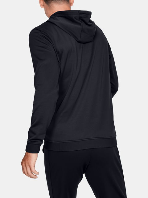 Mikina Under Armour AF PO Hoodie Big Logo Graphic-BLK