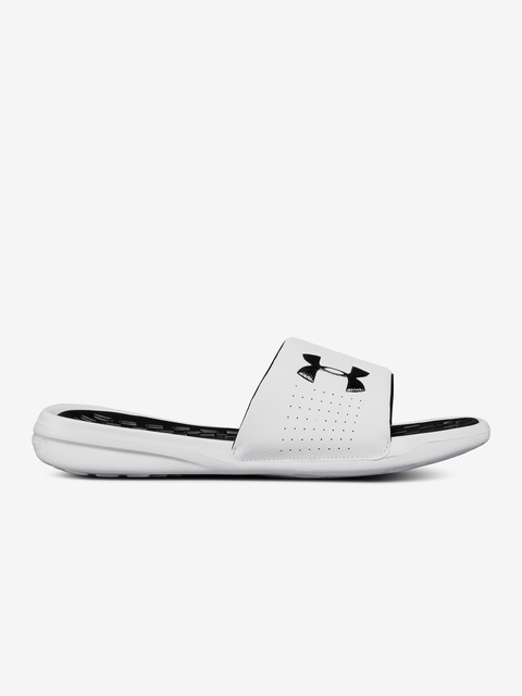 Papuče Under Armour M Playmaker Fix SL-WHT