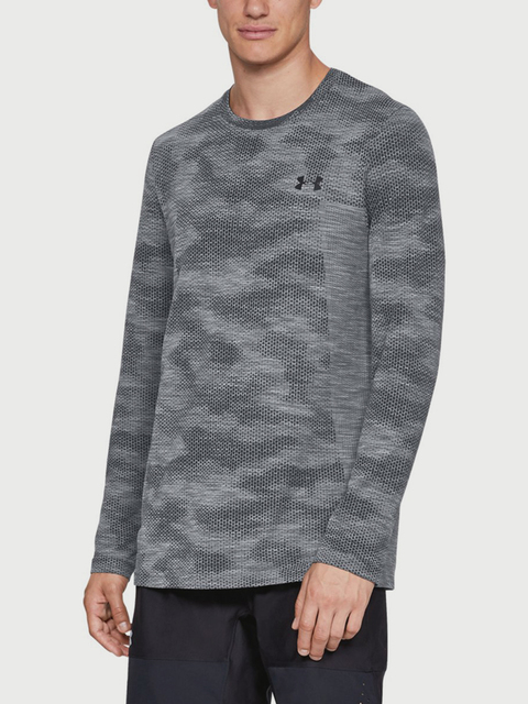 Tričko Under Armour Vanish Seamless LS Camo Nov