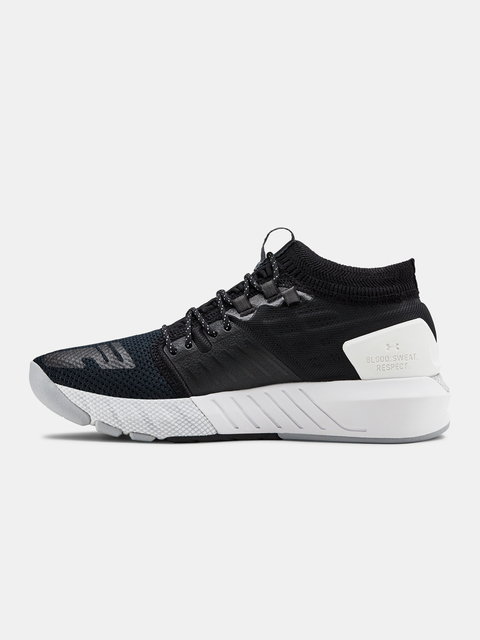 Topánky Under Armour UA GS Project Rock 2-BLK