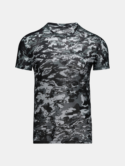 Tričko Under Armour Breeze SS-GRY