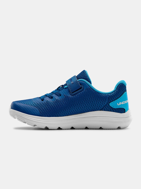 Topánky Under Armour PS Surge 2 AC-BLU