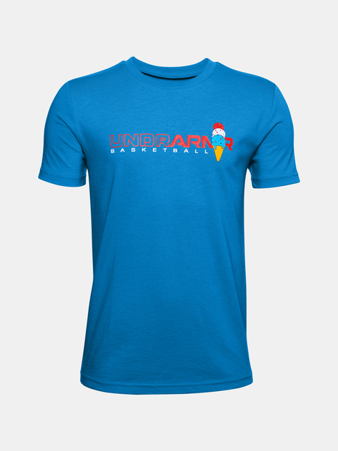 Tričko Under Armour UA 'ICE CREAM' TEE-BLU