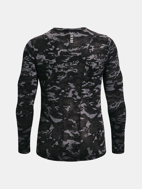 Tričko Under Armour Breeze LS-BLK