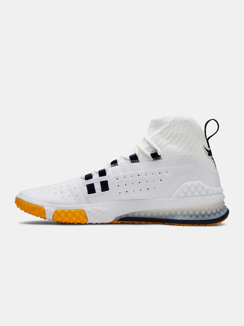 Topánky Under Armour Project Rock 1-WHT