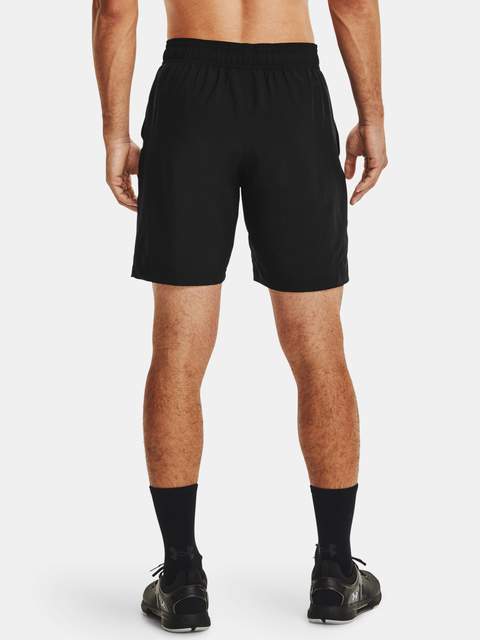 Kraťasy Under Armour UA Woven Graphic WM Short-BLK