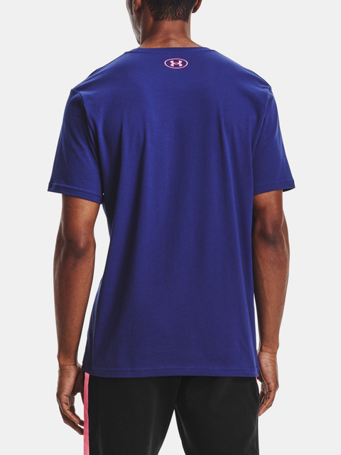 Tričko Under Armour PERFORMANCE APPAREL SS-BLU