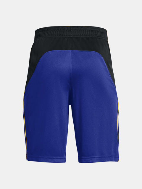 Kraťasy Under Armour Curry Boys Hoops Short-BLU