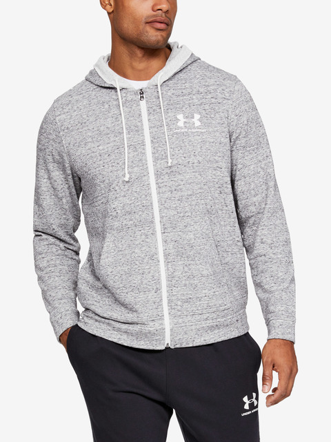Mikina Under Armour Sportstyle Terry Fz