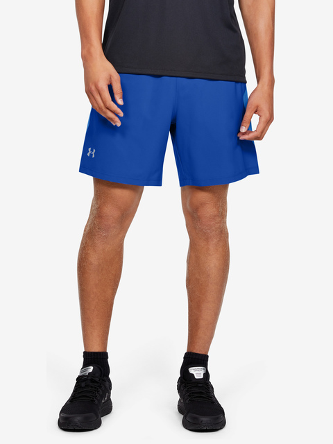 Kraťasy Under Armour LAUNCH SW 7'' SHORT-GRY