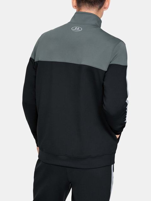 Mikina Under Armour PROJECT ROCK TRACK JACKET-BLK