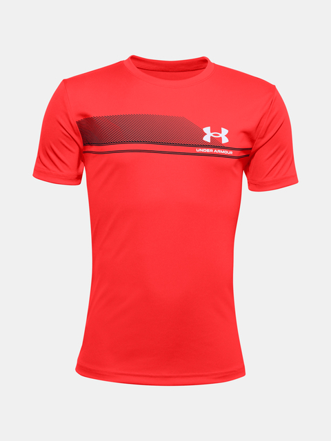 Tričko Under Armour TECH LOCKUP STRIPE