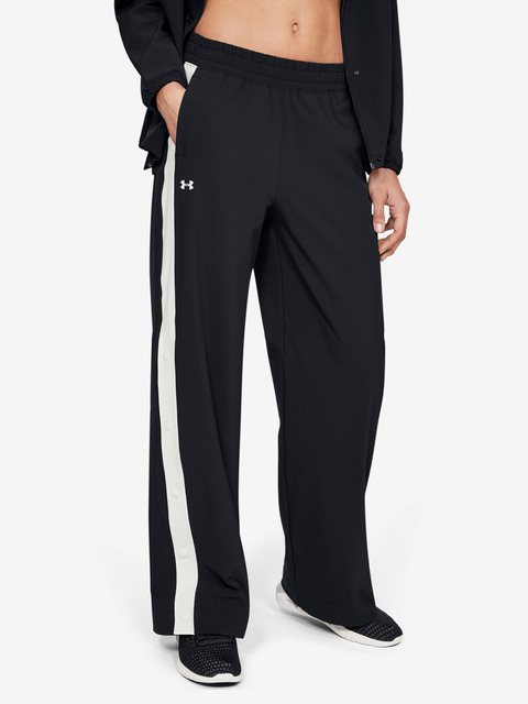 Tepláky Under Armour Athlete Recovery WN WL Pant-BLK