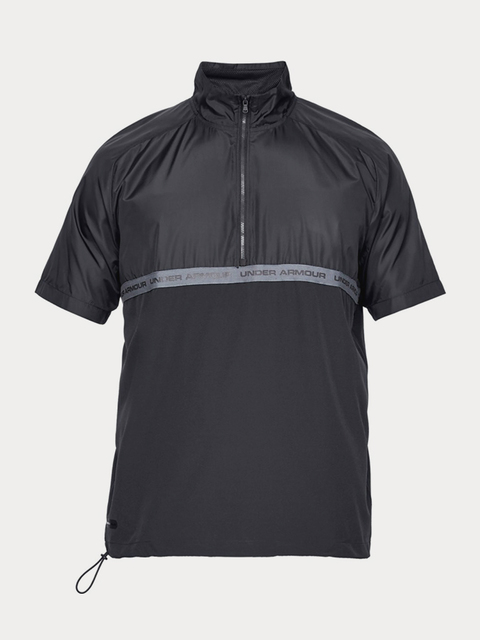 Mikina Under Armour Unstoppable Woven 1/2 Zip Ss